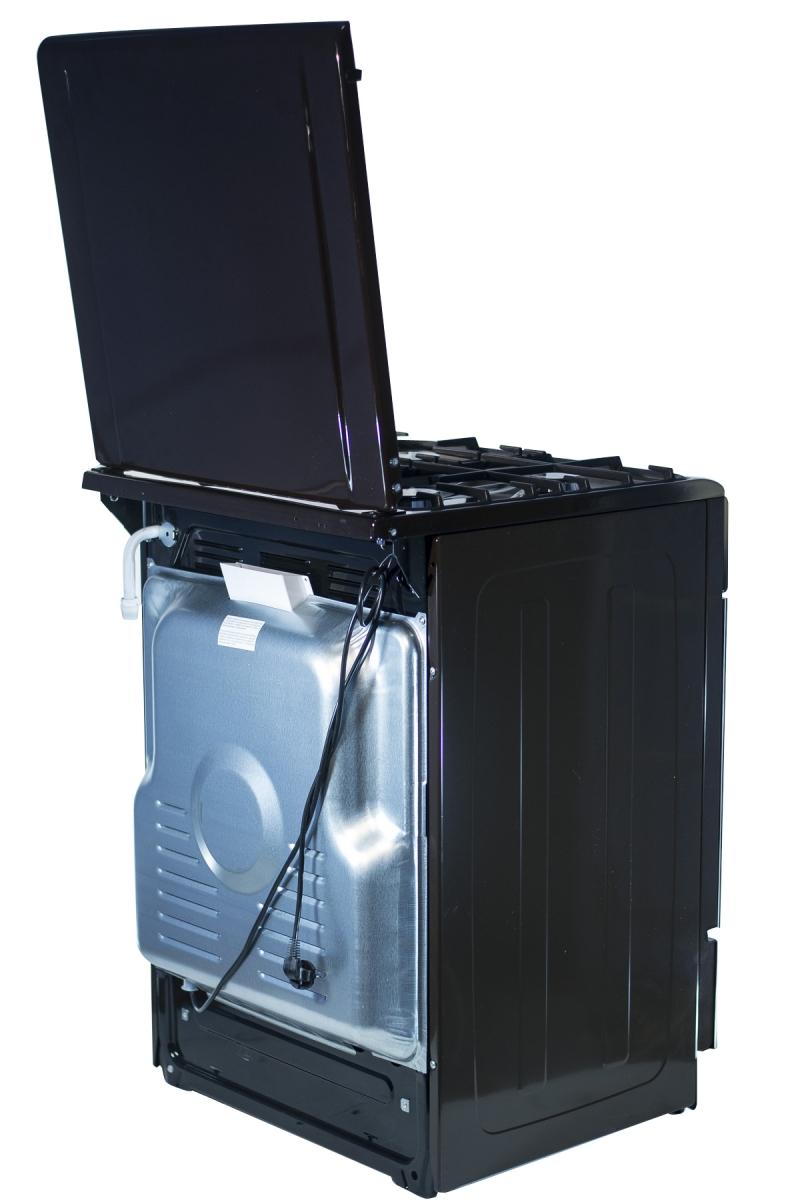 3D модель: Газовая плита Gefest 1200 С6 К59 вид сзади