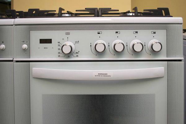 Газовая плита Gefest 6500-03 0042 - панель управления