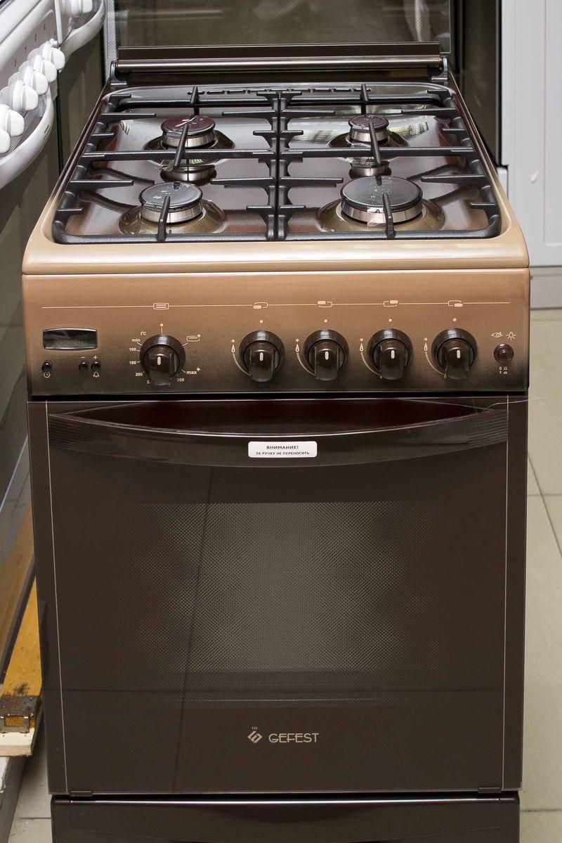 Газовая плита Gefest 5100-03 0003 (5100-03 СК)