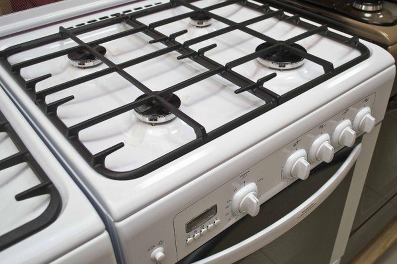Газовая плита Gefest 6100-04 0002 (6100-04 С) - конфорки