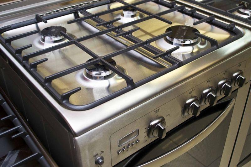 Газовая плита Gefest 6100-03 0004 (6100-03 СН2) - конфорки