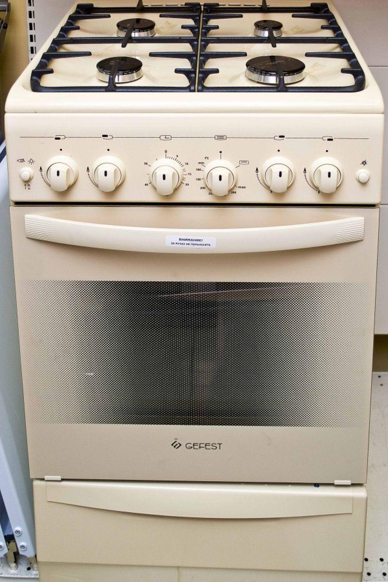 Газовая плита Gefest 5100-02 0067 - фасад