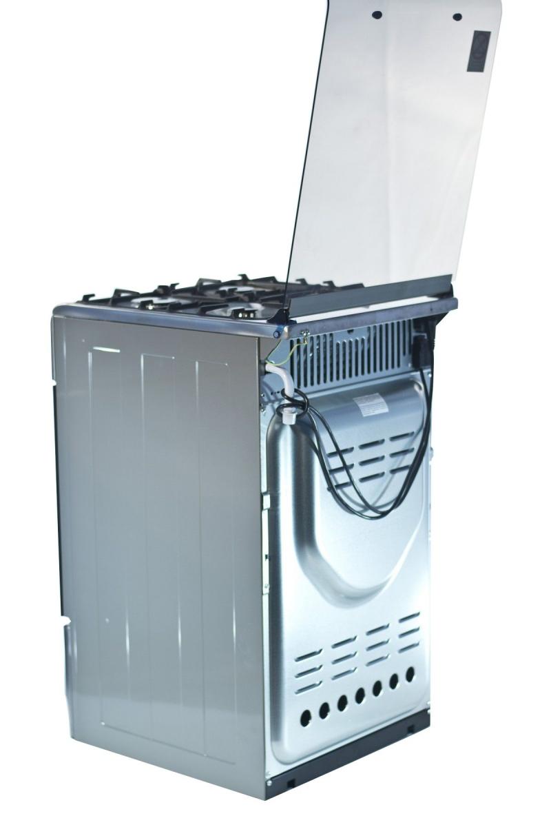 3D модель: Газовая плита Gefest ПГ 5100-04 0004 вид сзади