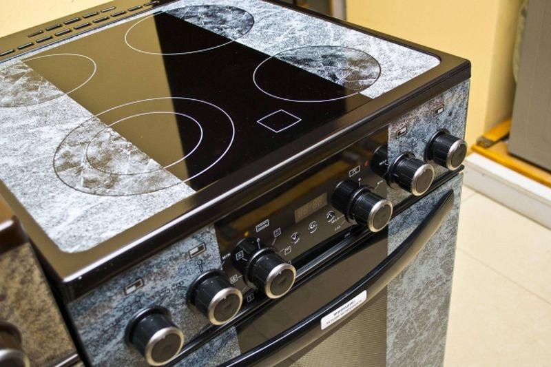 Электрическая плита Gefest 5560-03 0043 - конфорки