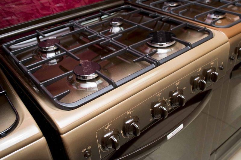Газовая плита Gefest 6100-02 0003 (6100-02 СК) - конфорки