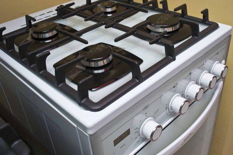 Газовая плита Gefest 5500-03 0042 - конфорки