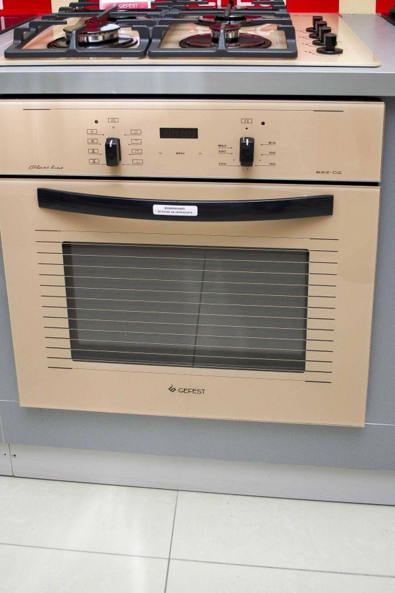 Духовой шкаф Gefest 622-02 Д10В - фасад