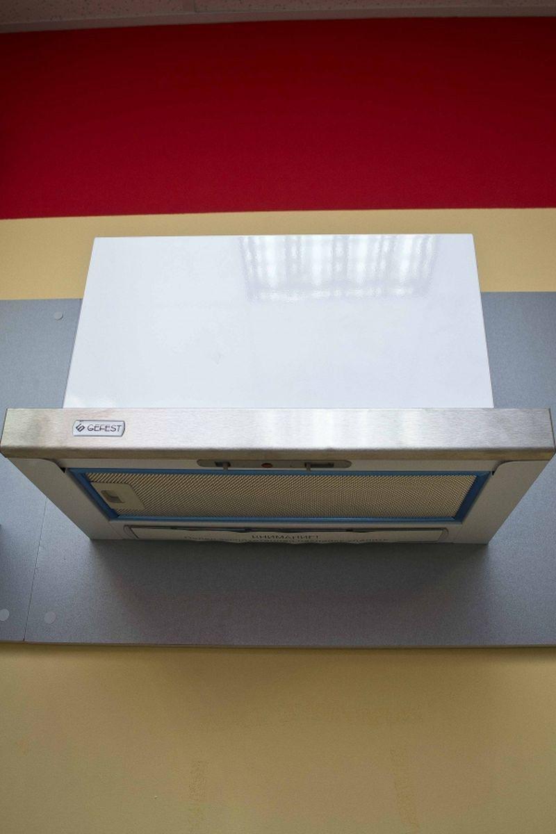 Кухонная вытяжка Gefest ВО 4501 К20 - фасад