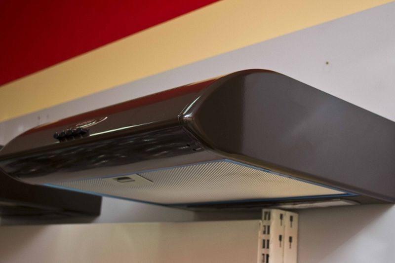 Кухонная вытяжка Gefest ВО 2501 К47 - вид сбоку