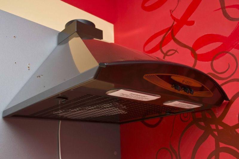 Кухонная вытяжка Gefest ВВ-2 К17 - вид сбоку