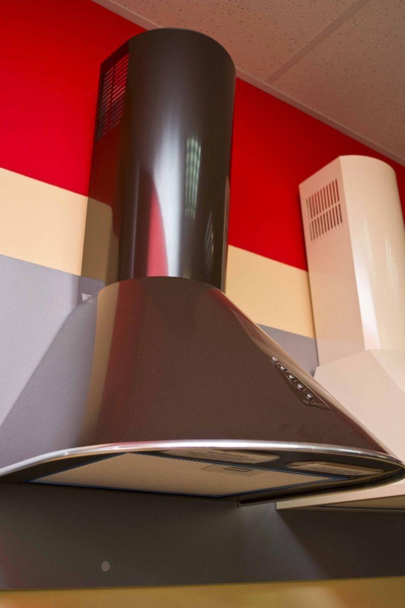 Кухонная вытяжка Gefest ВО 1503 К17 - вид сбоку