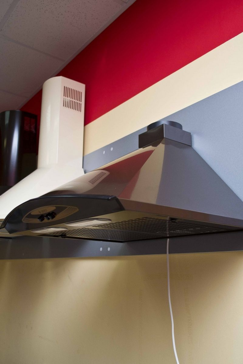 Кухонная вытяжка Gefest ВВ-1 К17 - вид сбоку
