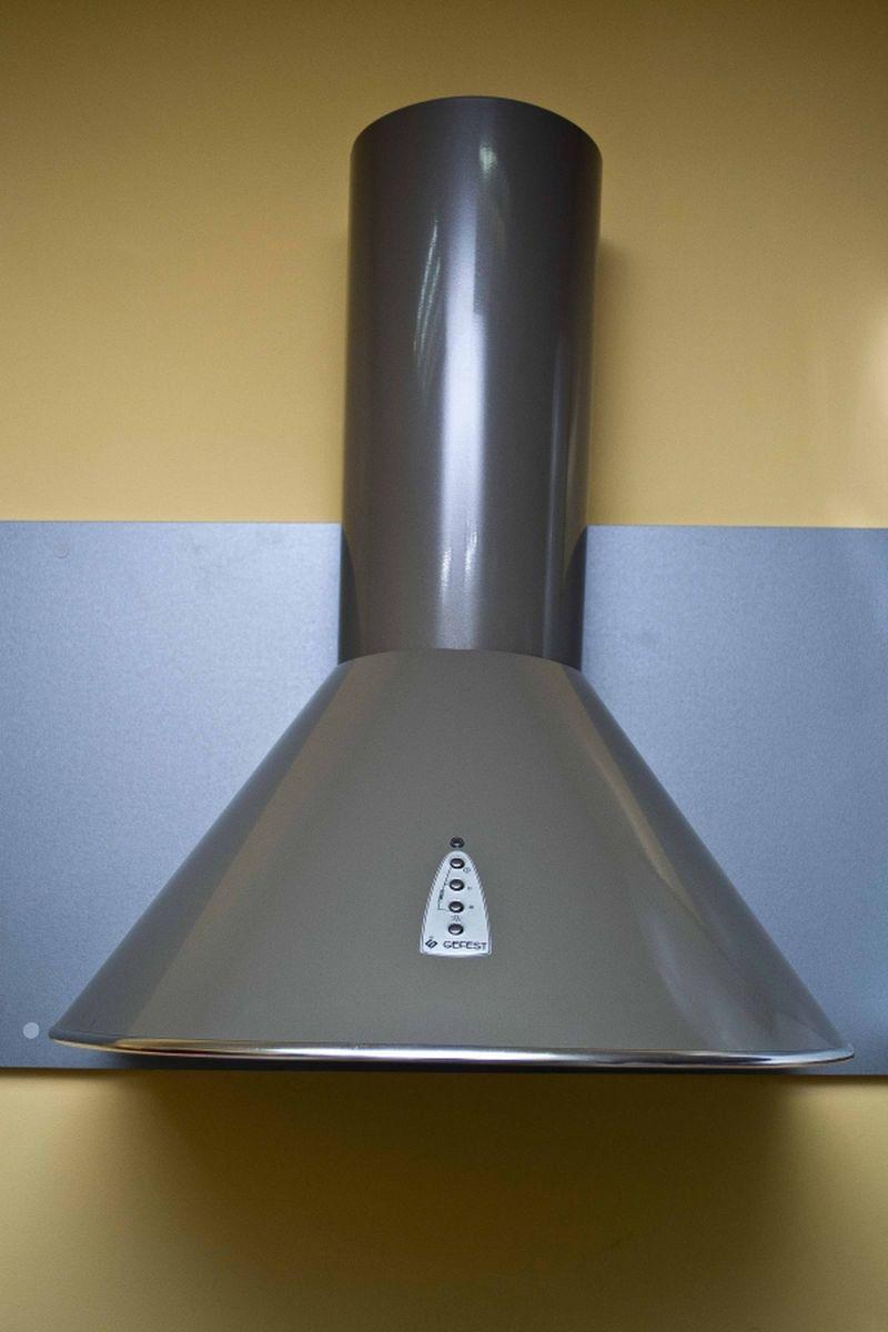 Кухонная вытяжка Gefest ВО 1603 К12 - фасад