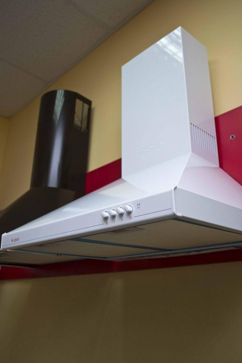 Кухонная вытяжка Gefest ВО 10 К45 - вид сбоку