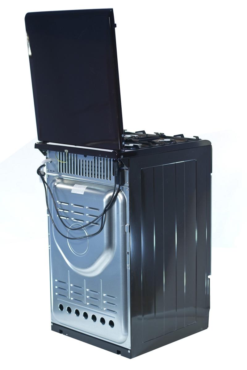 Газовая плита Gefest 5100-03 0001 (5100-03 К) вид сзади
