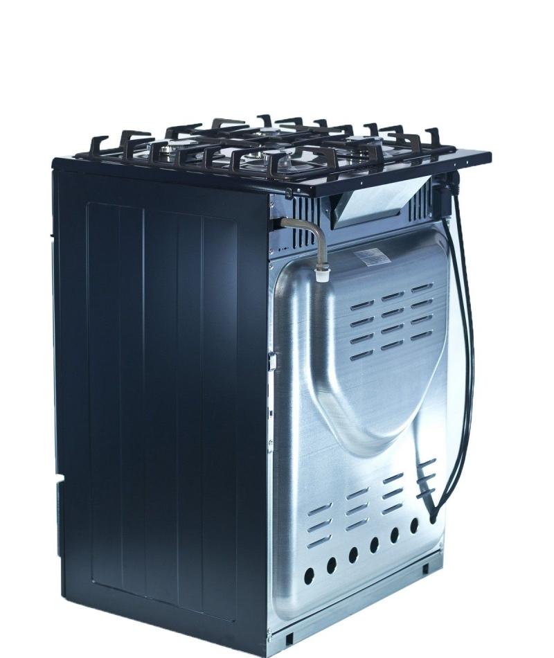 3D модель: Газоэлектрическая плита Gefest 6502-03 0044 вид сзади