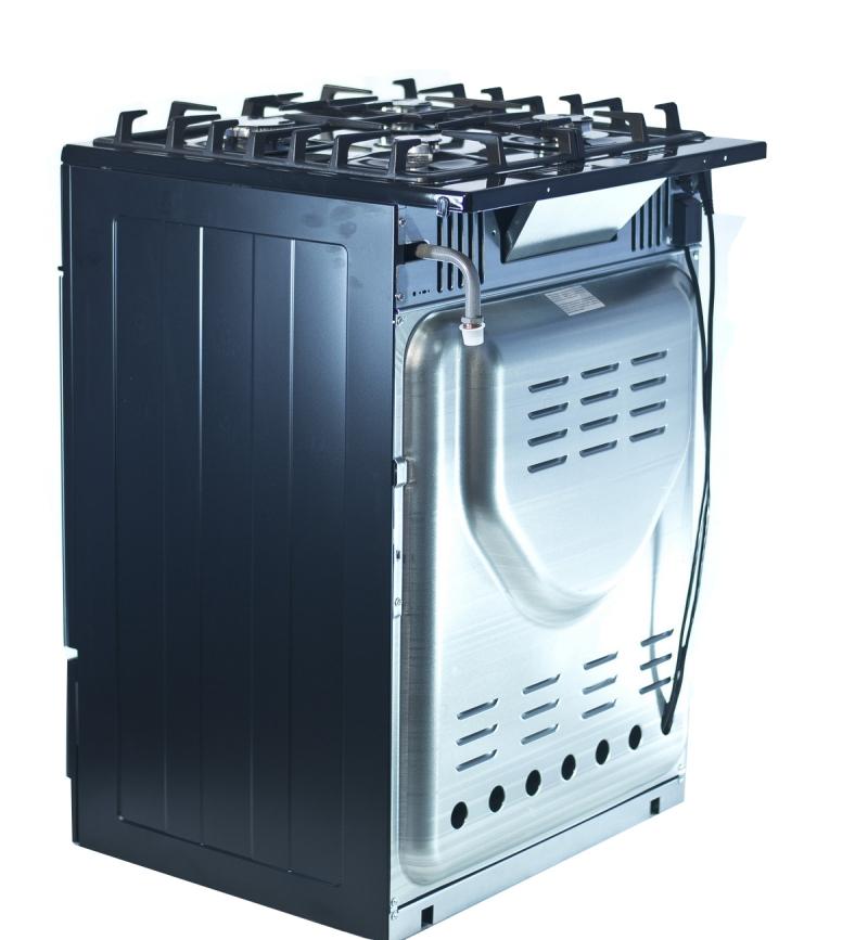 Газовая плита Gefest 6500-02 0044 вид сзади