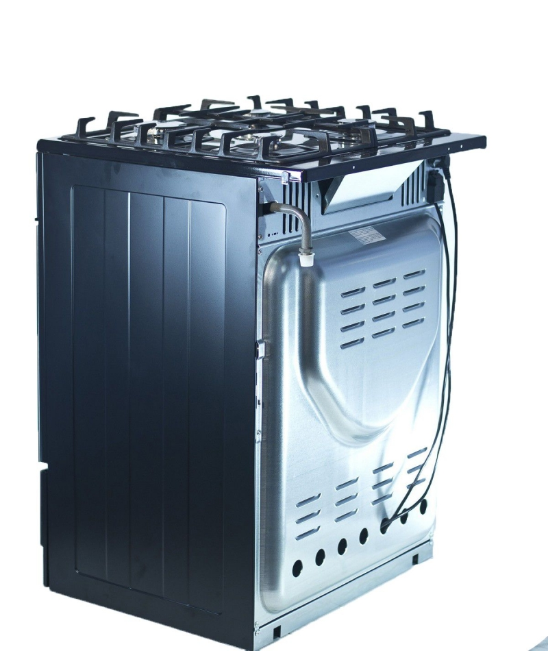 3D модель: Газоэлектрическая плита Gefest 6502-02 0044 вид сзади