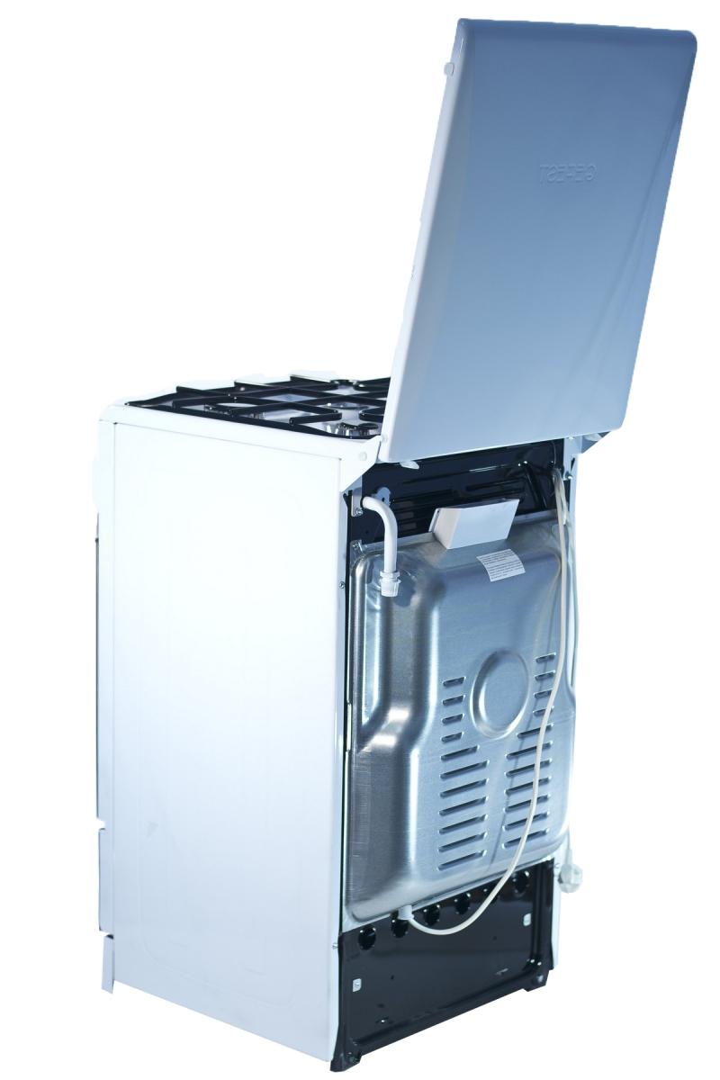 3D модель: Газовая плита Gefest 3200-05 вид сзади