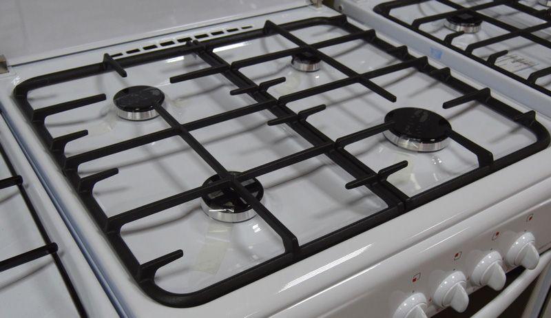 Газовая плита Gefest 1200 С7 К58 - горелки
