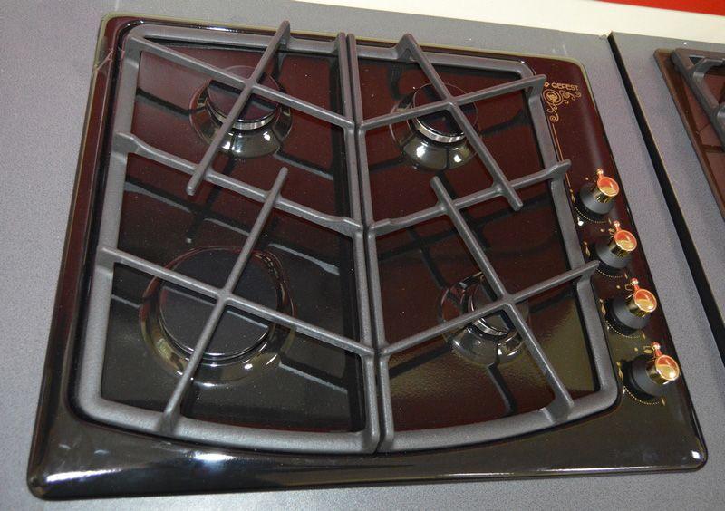 Варочная панель Gefest СН 1211 К73 - вид сверху