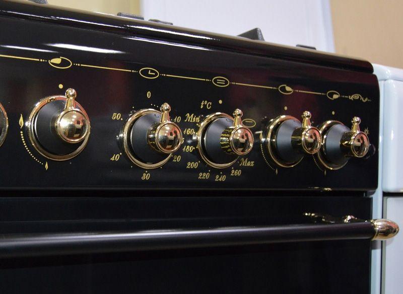 Газовая плита Gefest 5100-02 0083 - панель управления