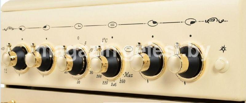 Газовая плита Gefest 5100-02 0082 - панель управления