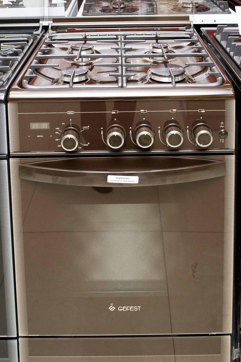 Газовая плита Gefest 5300-03 0047 - фасад