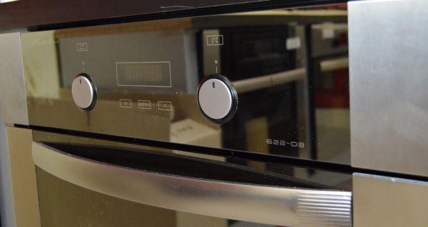 Духовой шкаф Gefest ДА 622-03 РН3М - панель управления