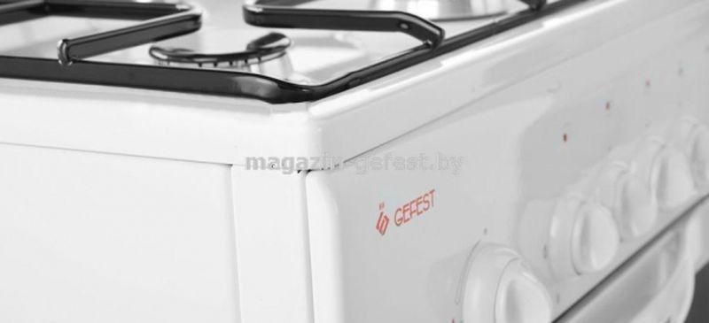 Газовая плита Gefest 3100-08 - панель сбоку