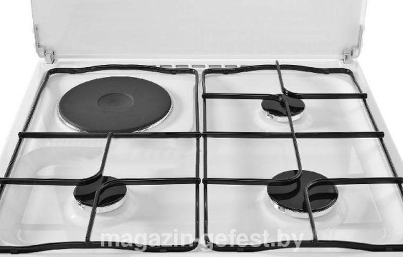 Газоэлектрическая плита Gefest 6112-02 - стол