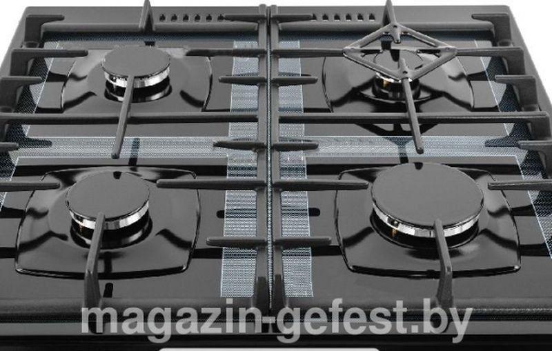 Газовая плита Gefest 6500-03 0044 (6500-03 Д1А) - горелки стола