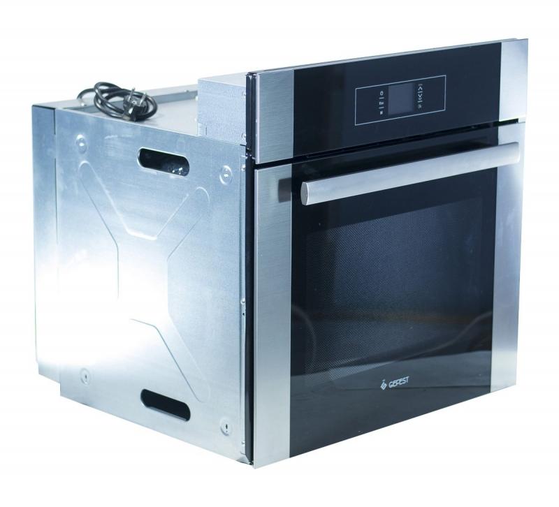 3D модель: духовой шкаф GEFEST 622-04 Н3 вид в полоборота