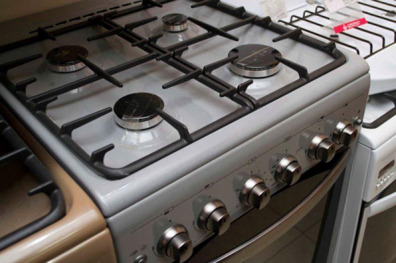 Газовая плита Gefest 5100-02 0068 - конфорки