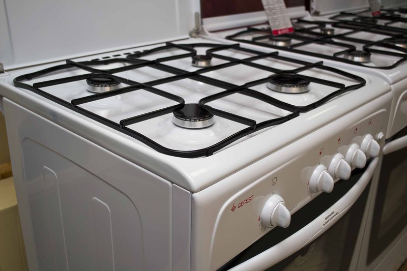 Газовая плита Gefest 1200 С7 - конфорки