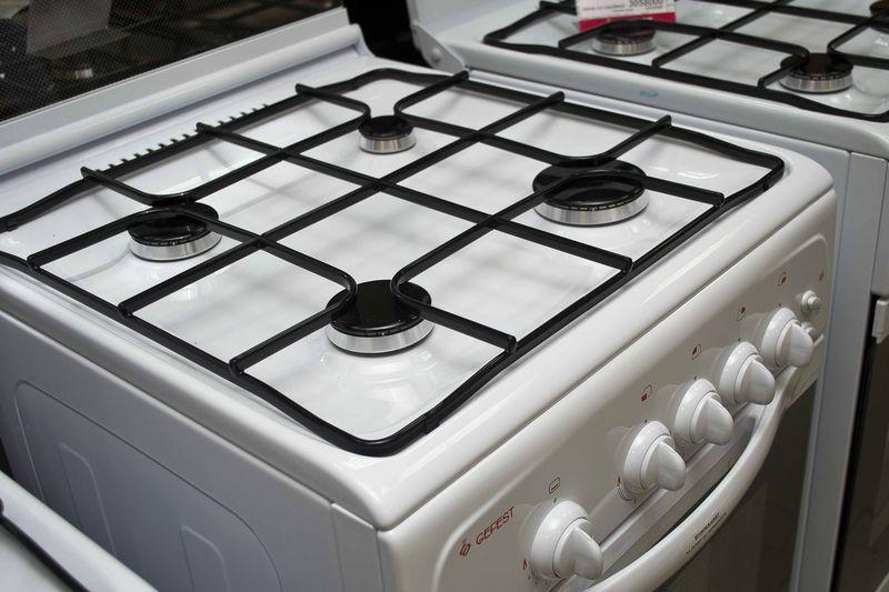 Газовая плита Gefest 3200-06 К2 - конфорки
