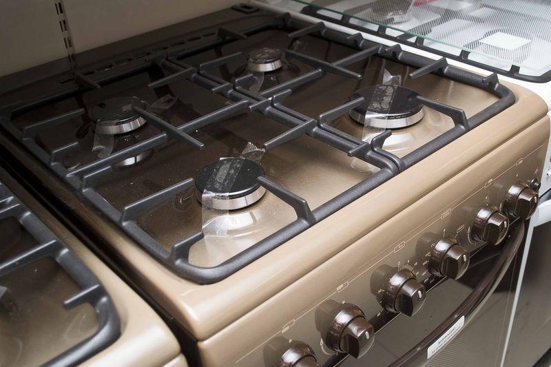 Газовая плита Gefest 5100-02 0001 (5100-02 К) - конфорки
