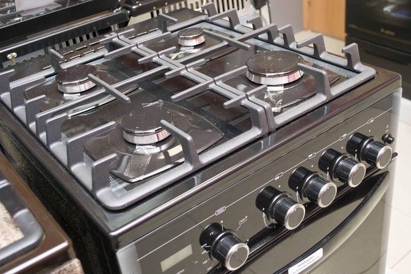 Газовая плита Gefest 5500-03 0044 - конфорки