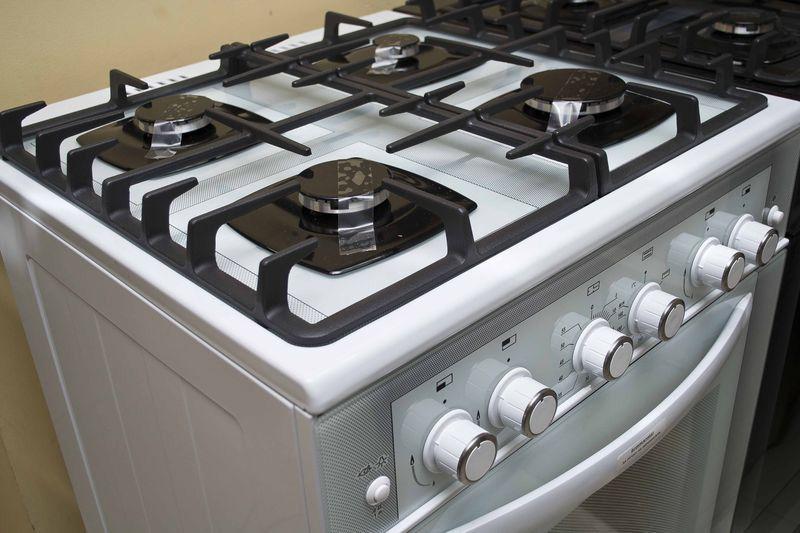 Газовая плита Gefest 6500-02 0042 (6500-02 Д3) - конфорки