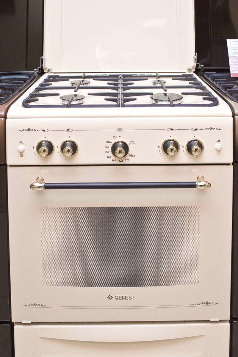Газовая плита Gefest 6100-02 0086 - фасад
