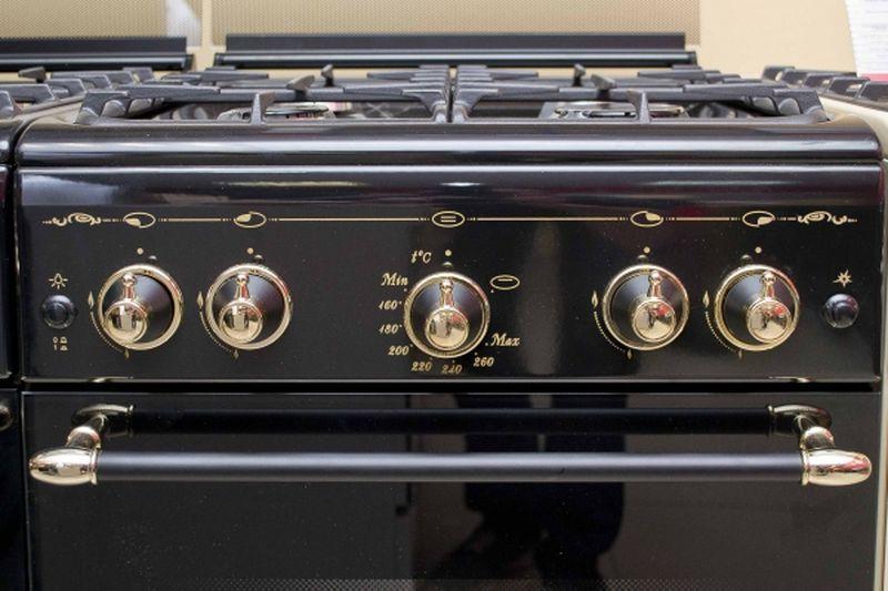 Газовая плита Gefest 5100-02 0087 - панель управления
