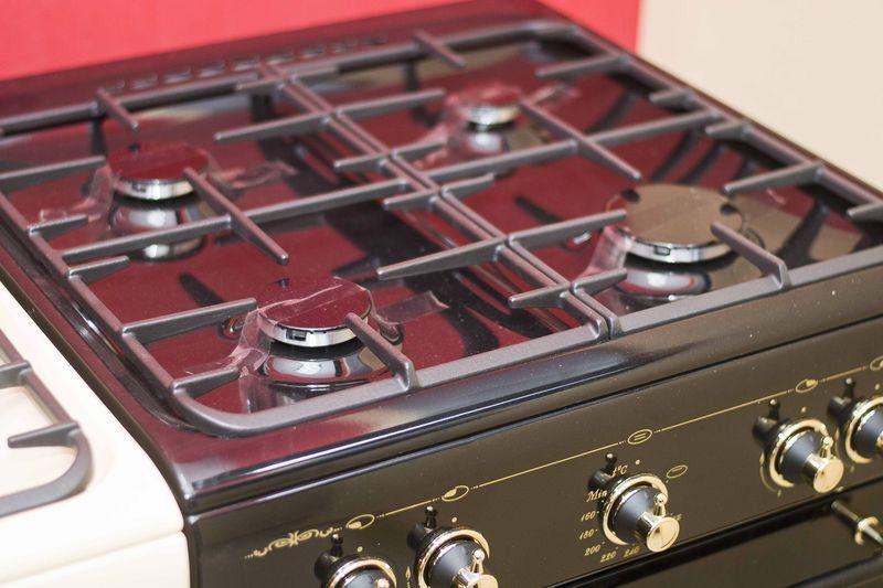 Газовая плита Gefest 6100-02 0090 - конфорки