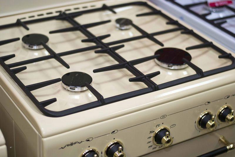 Газовая плита Gefest 6100-02 0086 - конфорки
