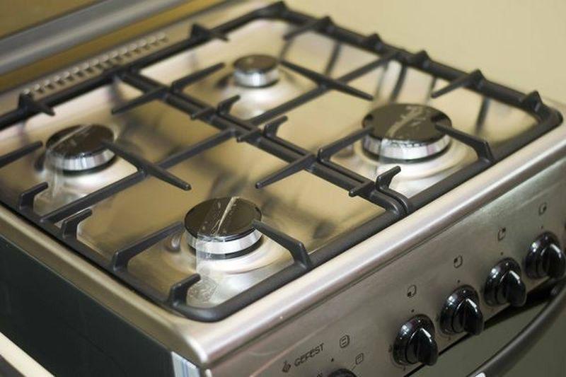 Газовая плита Gefest 3200 К60 - конфорки