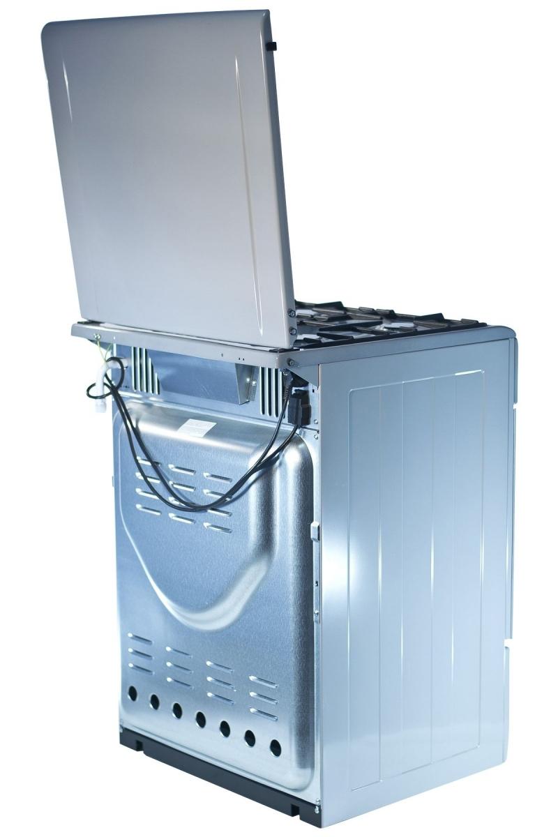 3D модель: духовой шкаф GEFEST 6100-02 0068 вид сзади