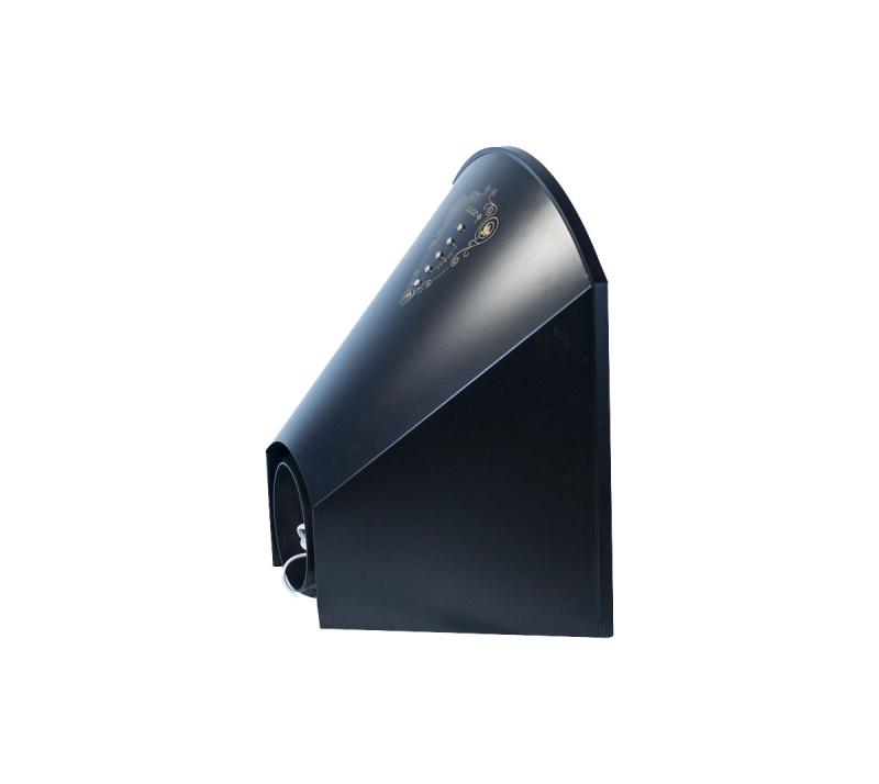 3D модель: вытяжка GEFEST 1504 К73 вид сбоку