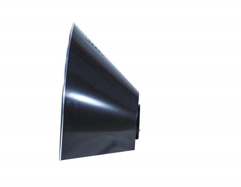 3D модель: кухонная вытяжка GEFEST 1603 К17 вид сбоку
