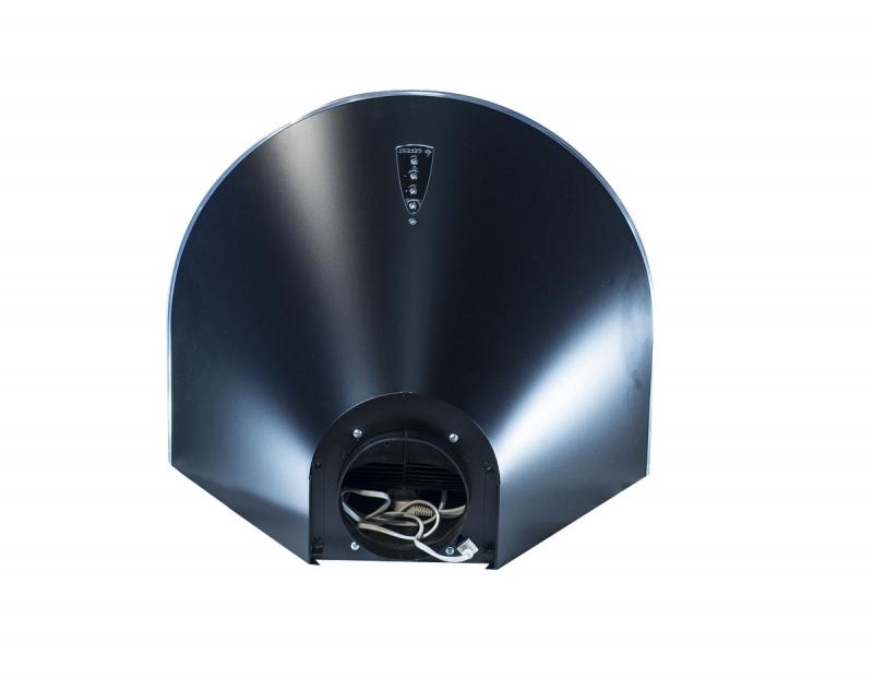 3D модель: кухонная вытяжка GEFEST 1603 К21 вид сверху