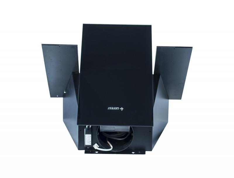 3D модель: кухонная вытяжка GEFEST 3603 Д3А вид сверху