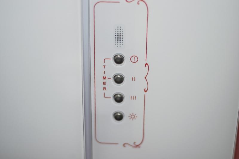 Кухонная вытяжка Gefest ВО 3603 К15 Панель управления